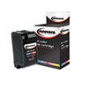 Innovera 1823D Compatible, Remanufactured, C1823D (23) Ink, 690 Page-Yield, Tri-Color (IVR1823D)