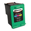 Innovera 61WN Compatible, Remanufactured, C9361WN (93) Ink, 175 Page-Yield, Tri-Color (IVR61WN)
