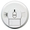 Kidde Front-Load Smoke Alarm w/Mounting Bracket, Hush Feature (KID09769997)