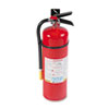 Kidde ProLine Pro 10 MP Fire Extinguisher, 4-A,60-BC, 195psi, 19.52h x 5.21dia, 10lb (KID466204)