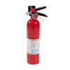 Kidde ProLine Pro 2.5 MP Fire Extinguisher, 1-A,10-BC, 100psi, 15h x 3.25dia, 2.6lb (KID466227)