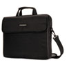 Kensington Laptop Sleeve, Padded Interior, Inside/Outside Pockets, Black (KMW62562)
