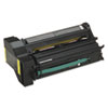 Lexmark C7720YX Extra High-Yield Toner, 15000 Page-Yield, Yellow (LEXC7720YX)