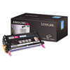 Lexmark X560A2MG Toner, 4000 Page-Yield, Magenta (LEXX560A2MG)