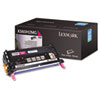 Lexmark X560H2MG High-Yield Toner, 10000 Page-Yield, Magenta (LEXX560H2MG)