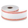 Mmf Industries Automatic Coin Flat Wrapper Rolls, Pennies, $.50, 1900 Wrappers/Roll (MMF2160651A07)