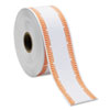 Mmf Industries Automatic Coin Flat Wrapper Rolls, Quarters, $10, 1900 Wrappers/Roll (MMF2160651D16)