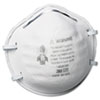 3M N95 Particle Respirator 8200 Mask, 20/Box (MMM8200)