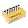 3M Commercial Cellulose Sponge, Yellow, 4-1/4 x 6 (MMMC31)