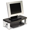 3M Extra-Wide Adjustable Monitor Stand, Black (MMMMS90B)