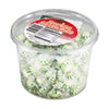 Office Snax Starlight Mints, Spearmint Hard Candy, Indv Wrapped, 2lb Tub (OFX70005)