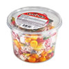 Office Snax Fancy Assorted Hard Candy, Individually Wrapped, 2lb Tub (OFX70009)