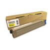Oki 42918981 Toner, 16500 Page-Yield, Yellow (OKI42918981)