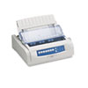 Oki ML420N Nine-Pin Dot Matrix Printer (OKI62418703)