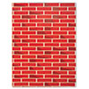 Pacon Fadeless Designs Bulletin Board Paper, Brick, 50 ft x 48 (PAC56475)