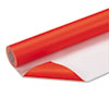 Pacon Fadeless Art Paper, 50 lbs., 48 x 50 ft, Orange (PAC57105)