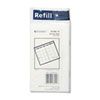 At-A-Glance Recycled Monthly Planner Refill, 3-1/2 x 6-1/8-2014 (AAG7090610)