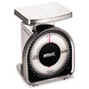 Dymo By Pelouze Heavy-Duty Mechanical Package Scale, 50lb Capacity, 6 x 4-3/4 Platform (PELY50)