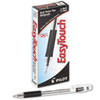 Pilot EasyTouch Ballpoint Stick Pen, Black Ink, Medium, Dozen (PIL32010)