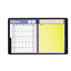 At-A-Glance QuickNotes Recycled Academic Weekly/Monthly Planner, Black, 8 x 9 7/8 (AAG761105)