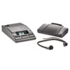 Philips 720-T Desktop Analog Mini Cassette Transcriber Dictation System w/Foot Control (PSPLFH072052)