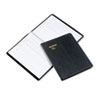 At-A-Glance Recycled Visitor Register Book, Black, 8 1/2 x 11 (AAG8058005)