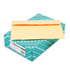 Quality Park Filing Envelopes, 10 x 14 3/4, 3 Point Tag, Cameo Buff, 100/Box (QUA89606)