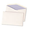Quality Park Expandable Security Envelope, Traditional, One-inch, A10, White, 500/Box (QUA90062)