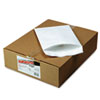 Survivor Tyvek Air Bubble Mailer, Self-Seal, Side Seam, 9 x 12, White, 25/Box (QUAR7525)