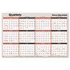 At-A-Glance Vertical/Horizontal Erasable Wall Planner, 24 x 36 (AAGA123)
