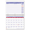 At-A-Glance Recycled Desk/Wall Calendar, 11 x 8-1/2 (AAGPM17028)
