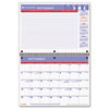 At-A-Glance Recycled Monthly Academic Desk/Wall Calendar, 11 x 8 (AAGSK1616)