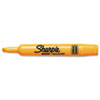 Sharpie Accent Tank Style Highlighter, Chisel Tip, Orange, 12/Pk (SAN25006)