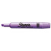 Sharpie Accent Tank Style Highlighter, Chisel Tip, Lavender, 12/Pk (SAN25019)