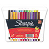 Sharpie Permanent Markers, Ultra Fine Point, Assorted, 24/Set (SAN75847)