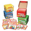 Scholastic Little Leveled Readers Mini Teaching Guide, 75 Books, Five Each of 15 Titles (SHS0439632390)