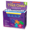 Scholastic Trait Crate, Grade 5, Seven Books, Posters, Folders, Transparencies, Stickers (SHS0439687330)