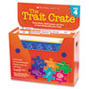 Scholastic Trait Crate, Grade 4, Seven Books, Posters, Folders, Transparencies, Stickers (SHS0439687349)