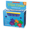 Scholastic Trait Crate, Grade 3, Seven Books, Posters, Folders, Transparencies, Stickers (SHS0439687365)