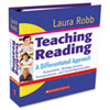 Scholastic Teaching Reading A Differentiated Approach, Binder, Grades 4 and Up, 504 Pages (SHS054506449X)