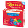 Scholastic Trait Crate, Kindergarten, Six Books, Learning Guide, CD, More (SHS0545074703)