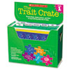 Scholastic Trait Crate, Grade 1, Six Books, Learning Guide, CD, More (SHS0545074711)