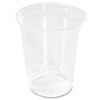 Naturehouse Corn Plastic Cup, 12 oz, Clear (SVARP19)