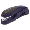 Swingline Optima Desk Stapler, 25-Sheet Capacity, Blue (SWI87802)
