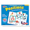 Trend Positions Match Me Puzzle Game, Ages 5-8 (TEPT58104)