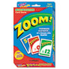 Trend Zoom Math Card Game, Ages 9 and Up (TEPT76304)