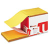 Universal Multicolor Paper, 4-Part Carbonless, 15lb, 9-1/2 x 11, Perforated, 900 Sheets (UNV15874)