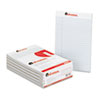 Universal Colored Perforated Note Pads, Wide Rule, 5 x 8, Gray, 50-Sheet, Dozen (UNV35851)