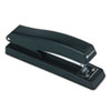 Universal Economy Full Strip Stapler, 12-Sheet Capacity, Black (UNV43118)