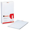 Universal Perforated Edge Writing Pad, Wide/Margin Rule, Legal, White, 50-Sheet, Dozen (UNV45000)